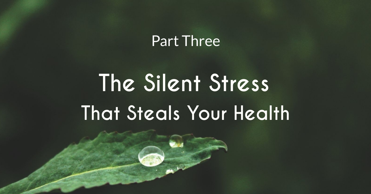 The Silent Stress That Steals Your Health