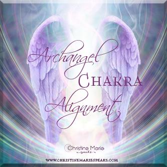 Archangel Chakra Alignment