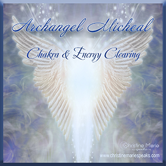 Archangel Michael Chakra Energy Clearing
