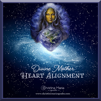 Heart Alignment with Divine Mother