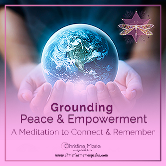 Grounding Peace and Empowerment
