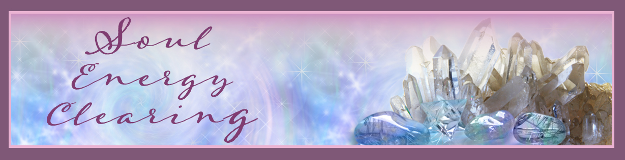 Soul Energy Clearing Header