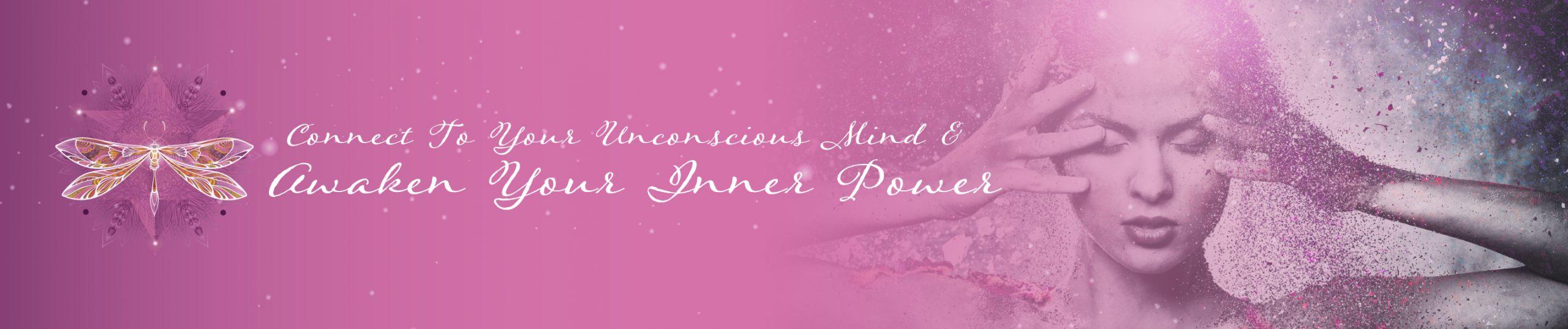 Hypnotherapy Awaken Your Inner Power Header